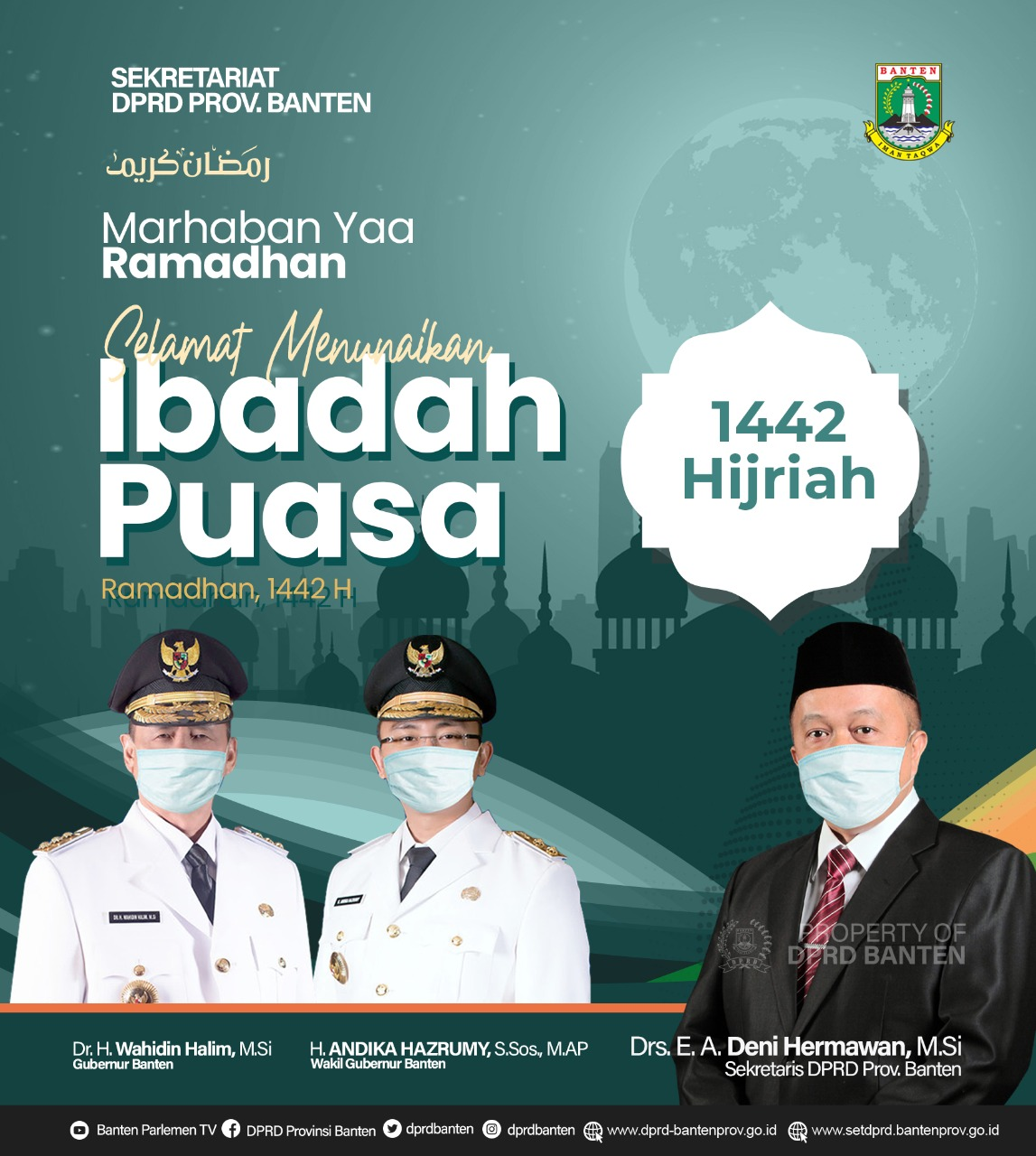 Ramadhan (SIde Bar)